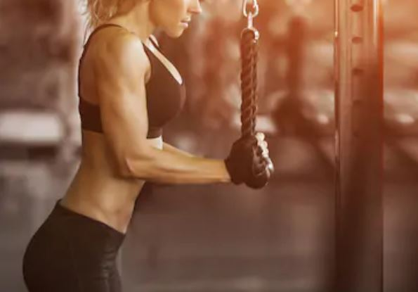 Fitness, vetpercentage, spierverlies