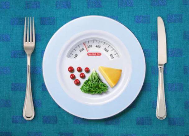 Afvallen, caloriebehoefte, voedingsschema